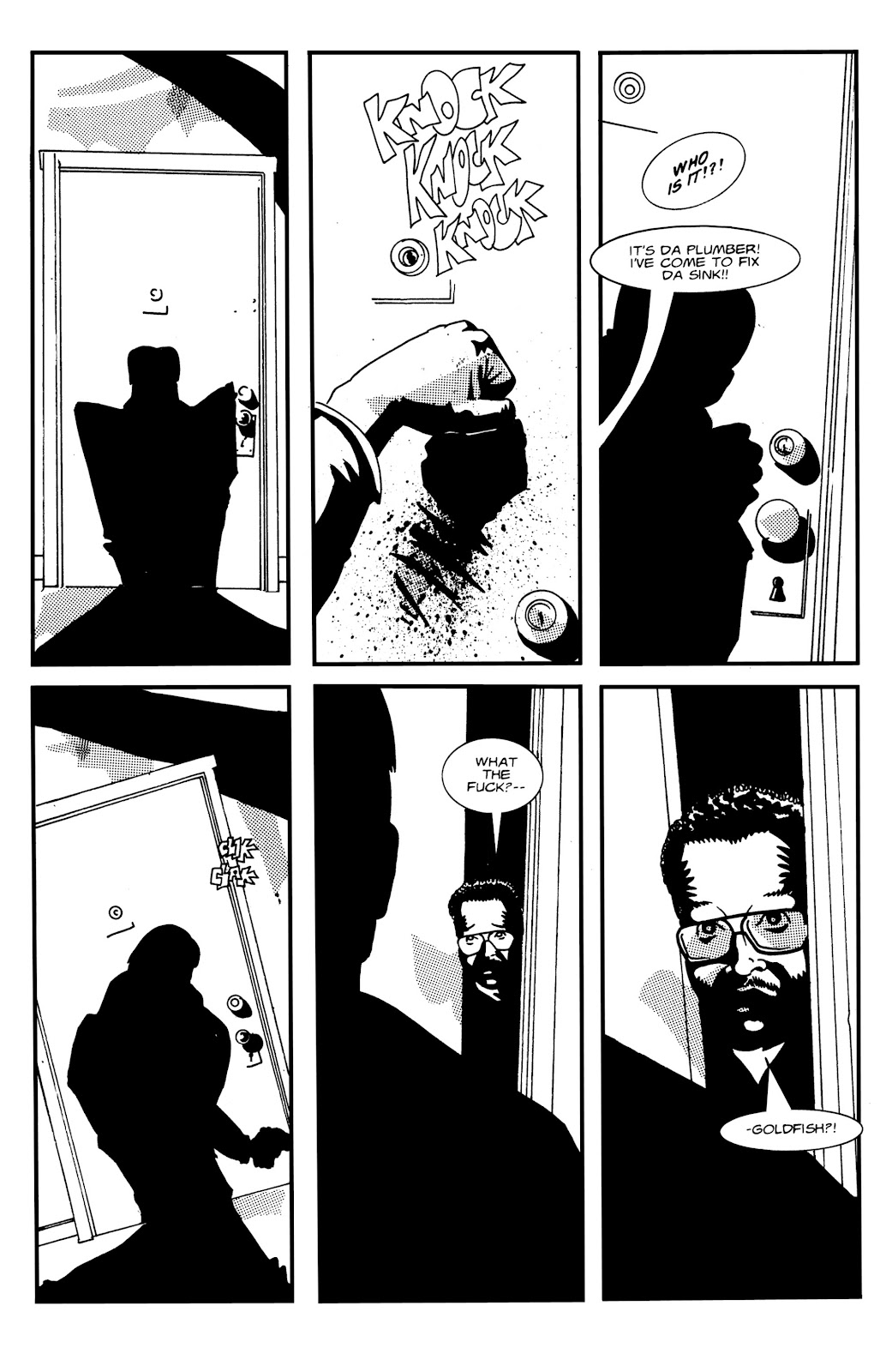 Read online Goldfish comic -  Issue # TPB (Part 1) - 46
