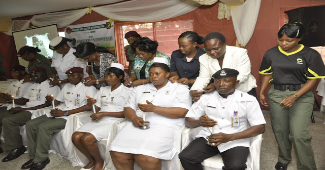 Nigerian Army College of Nursing Past Questions