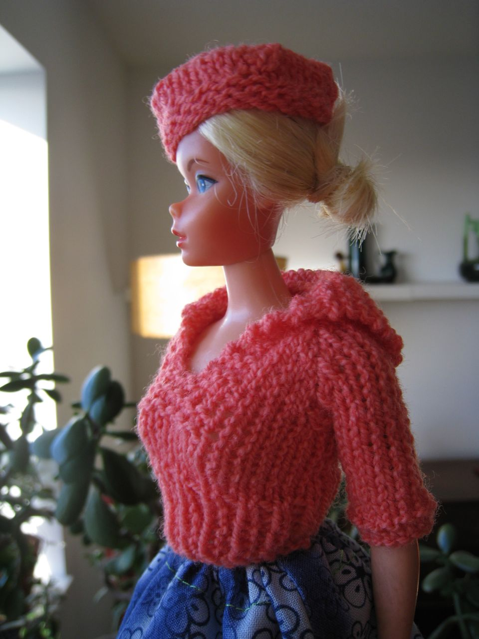 Best Barbie Knits: FREE PATTERN - Barbie Pullover with ...