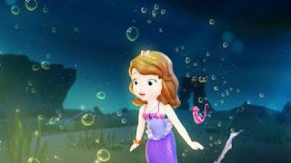 Kartun Sofia Putri Duyung