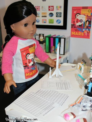 science projects for dolls