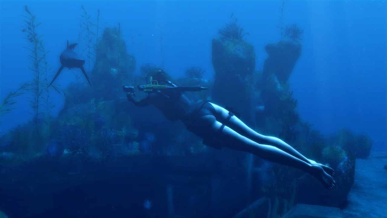 تحميل لعبة Tomb Raider Underworld مضغوطة برابط مباشر وتورنت مجانا