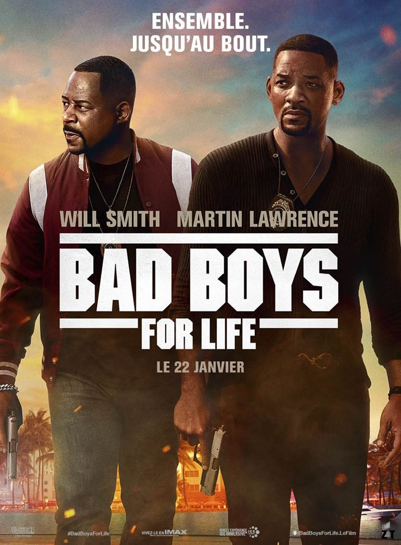 Bad Boys For Life [HDRip] [Streaming] [Telecharger]