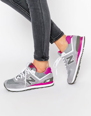 ASOS TRAINERS - NEW BALANCE