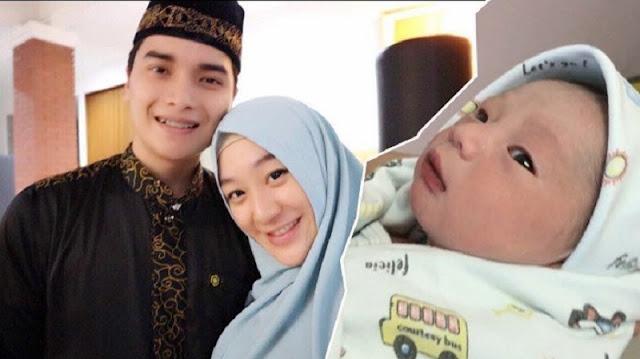 Alhamdulillah.. Lucunya, Cucu Pertama Ustaz Arifin Ilham Lahir 1 Hari Setelah Ulang Tahun Sang Kakek