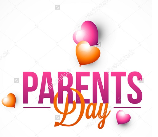 Happy Parent's Day 2018