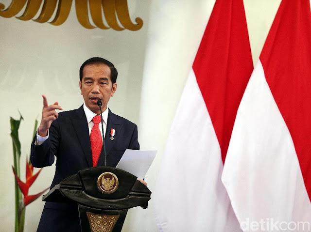 KPK Resmi Mengumumkan Harta Kekayaan Jokowi Tercatat Rp 50 Miliar