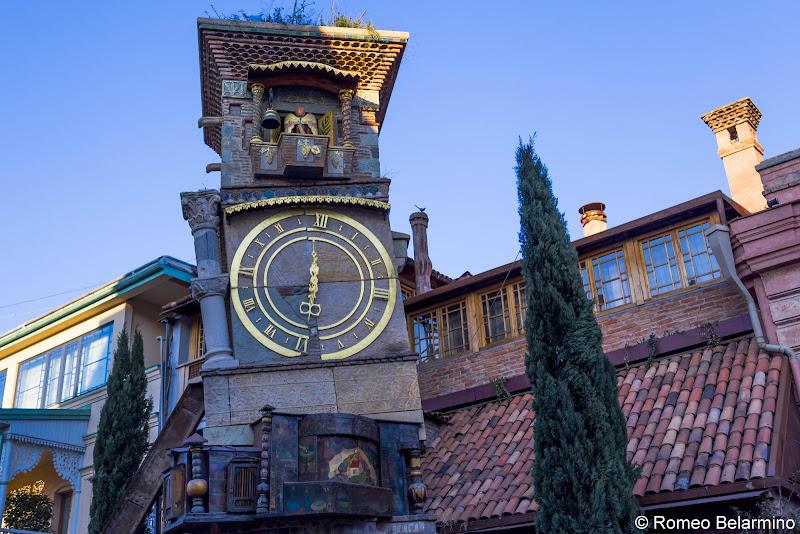 Rezo Gabriadze Theatre Things to Do in Tbilisi Georgia