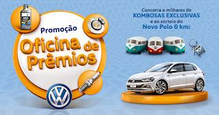 Promoção Oficina de Prêmios Volkswagen