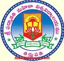 BEd Distance Notification (Sri Padmavathi Mahila University)