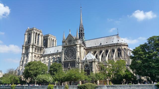 pielgrzymki do Paryża