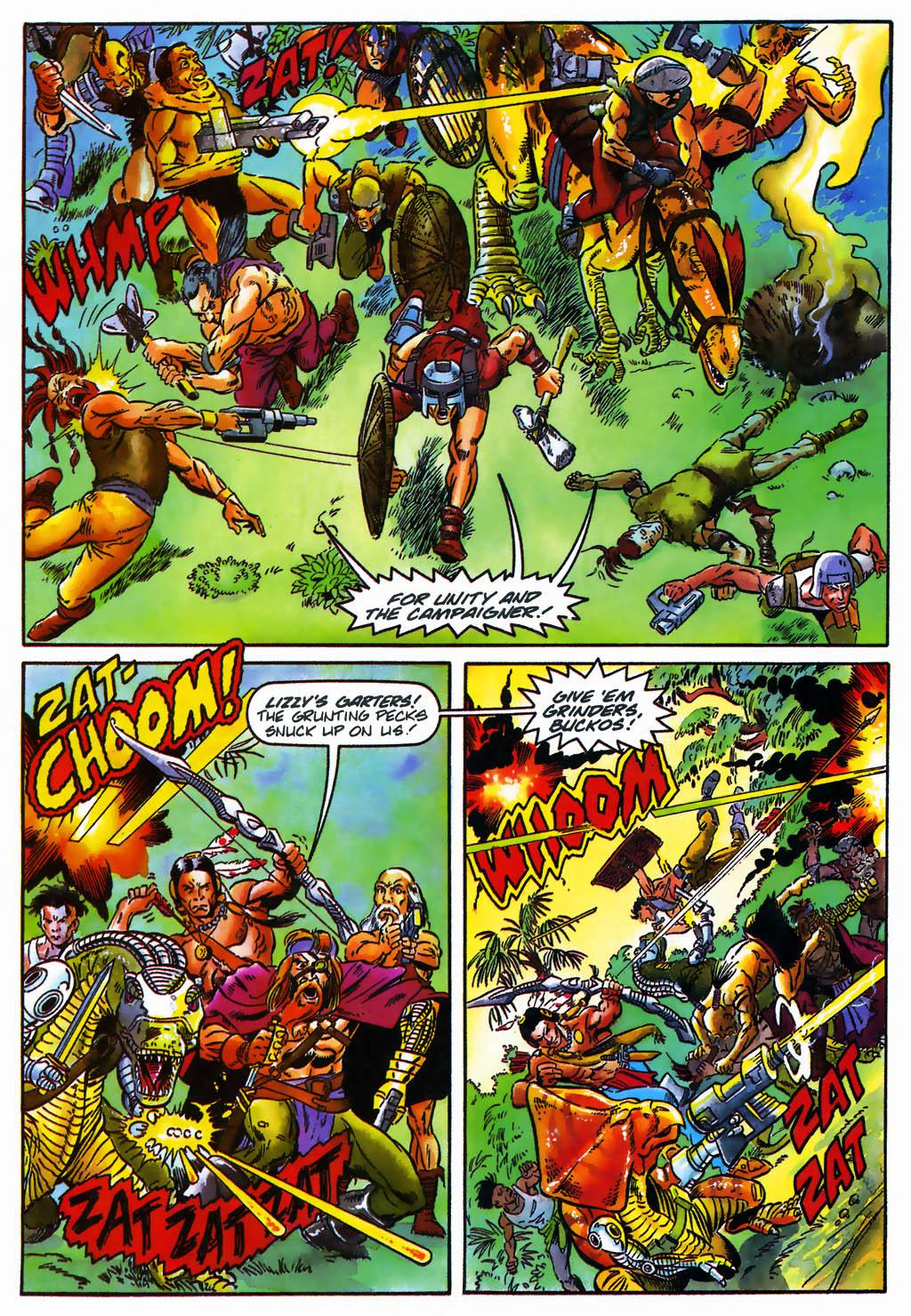 Read online Turok, Dinosaur Hunter (1993) comic -  Issue #26 - 7