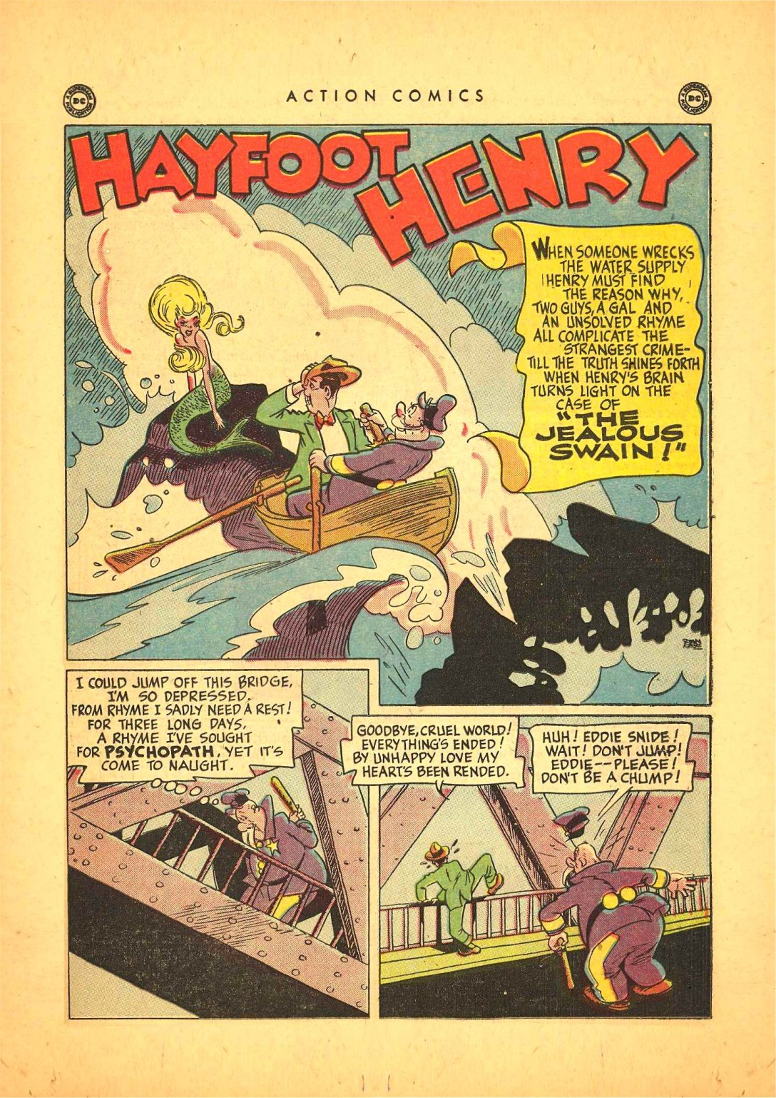 Action Comics (1938) 116 Page 33