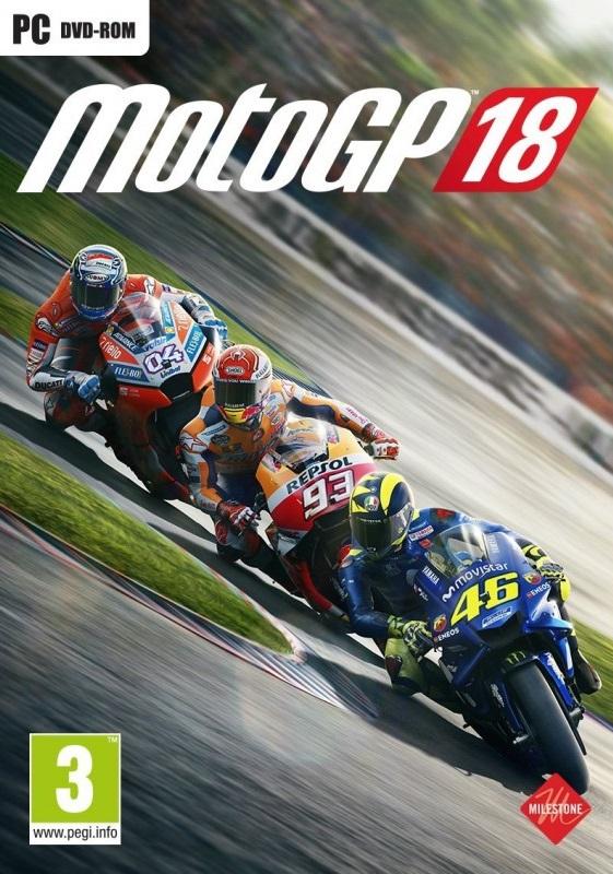 Descargar MotoGP 18 ESPAÑOL MEGA