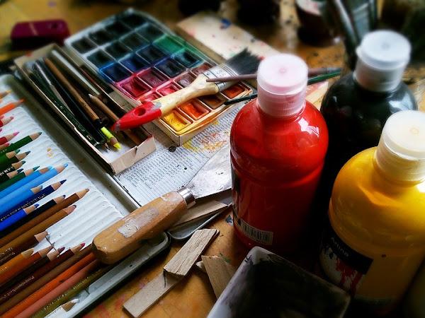 Watercolour - Basic Supplies