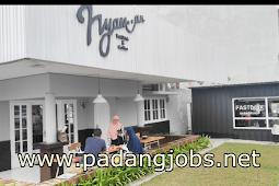 Lowongan Kerja Padang: Nyam.an Eat Drink & Coffee Mei 2018