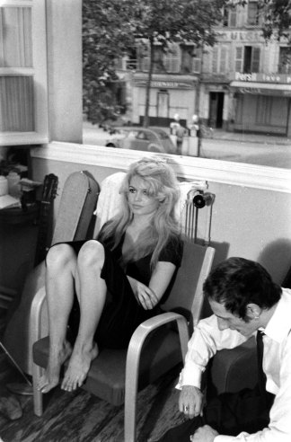 Rare And Classic Photos Of Brigitte Bardot In Spain 1958