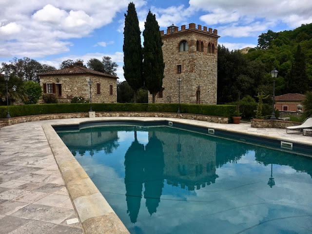 How to Spend a Weekend in a Castle in Tuscany {Castello delle Serre}