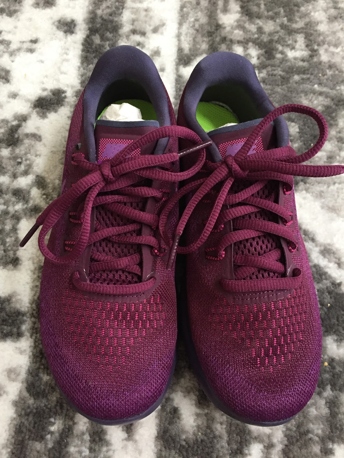 98df5d407a2 Fit- my true size is a 5.5 in Nike sneakers and these fit snug with a pair  of thin socks. If you prefer wearing thick socks I would size up at least  ...