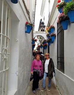 Judería de Córdoba. Calleja de las Flores.