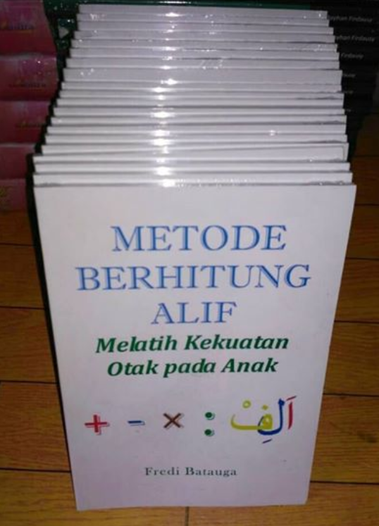 Buku Metode Berhitung Alif