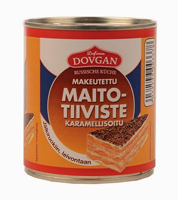 Kondensoitu Maito Kinuski