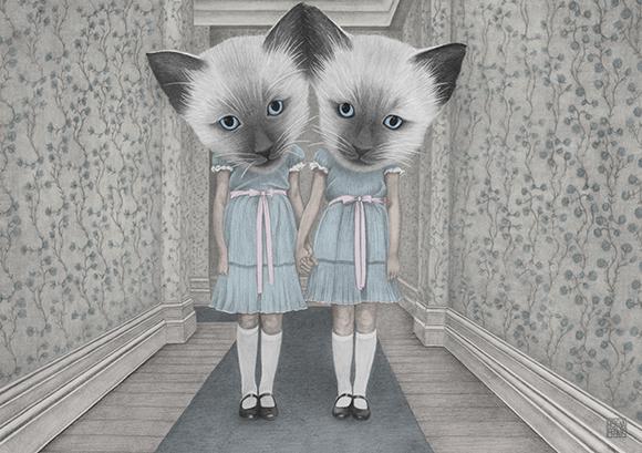 Helena Frank - Siamese Twins