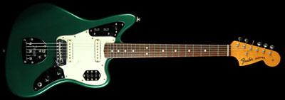 guitare obsession fantasme 41 fender jaguar american vintage 62 sherwood green metallic. Black Bedroom Furniture Sets. Home Design Ideas
