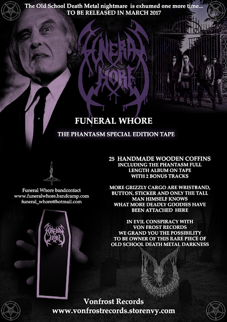 Funeral Whore – Phantasm Coffin box set pro tape (pre-order)