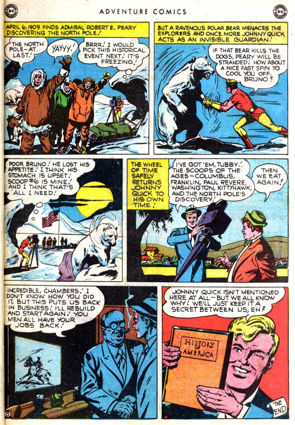 Read online Adventure Comics (1938) comic -  Issue #137 - 49