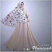 Baju Muslim Aisah