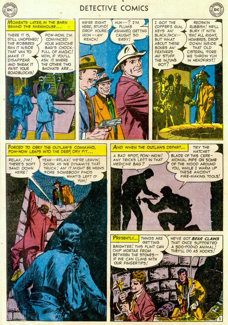 Read online Detective Comics (1937) comic -  Issue #181 - 38