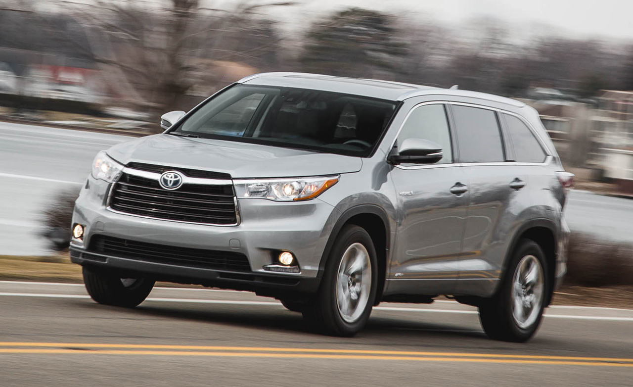 2016 toyota highlander models cars toyota review. Black Bedroom Furniture Sets. Home Design Ideas