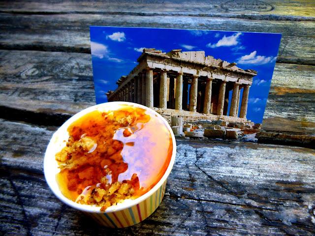 greek yoghurt athens