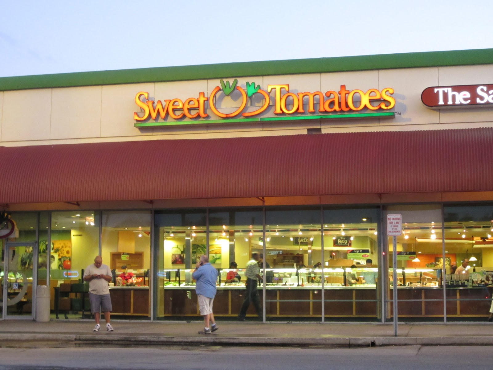Florida Burger Lover: Sweet Tomatoes