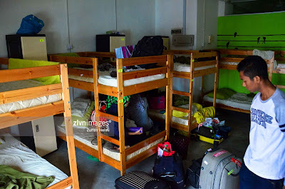 PODs is The Backpackers Home