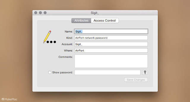Cara Melihat Database Password Wifi di Macbook-anditii.web.id