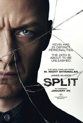 split film recenzja shyamalan james mcavoy
