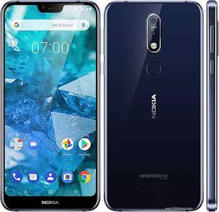 Harga Nokia 7.1 Plus atau X7, Dan Spesifikasi Lengkap