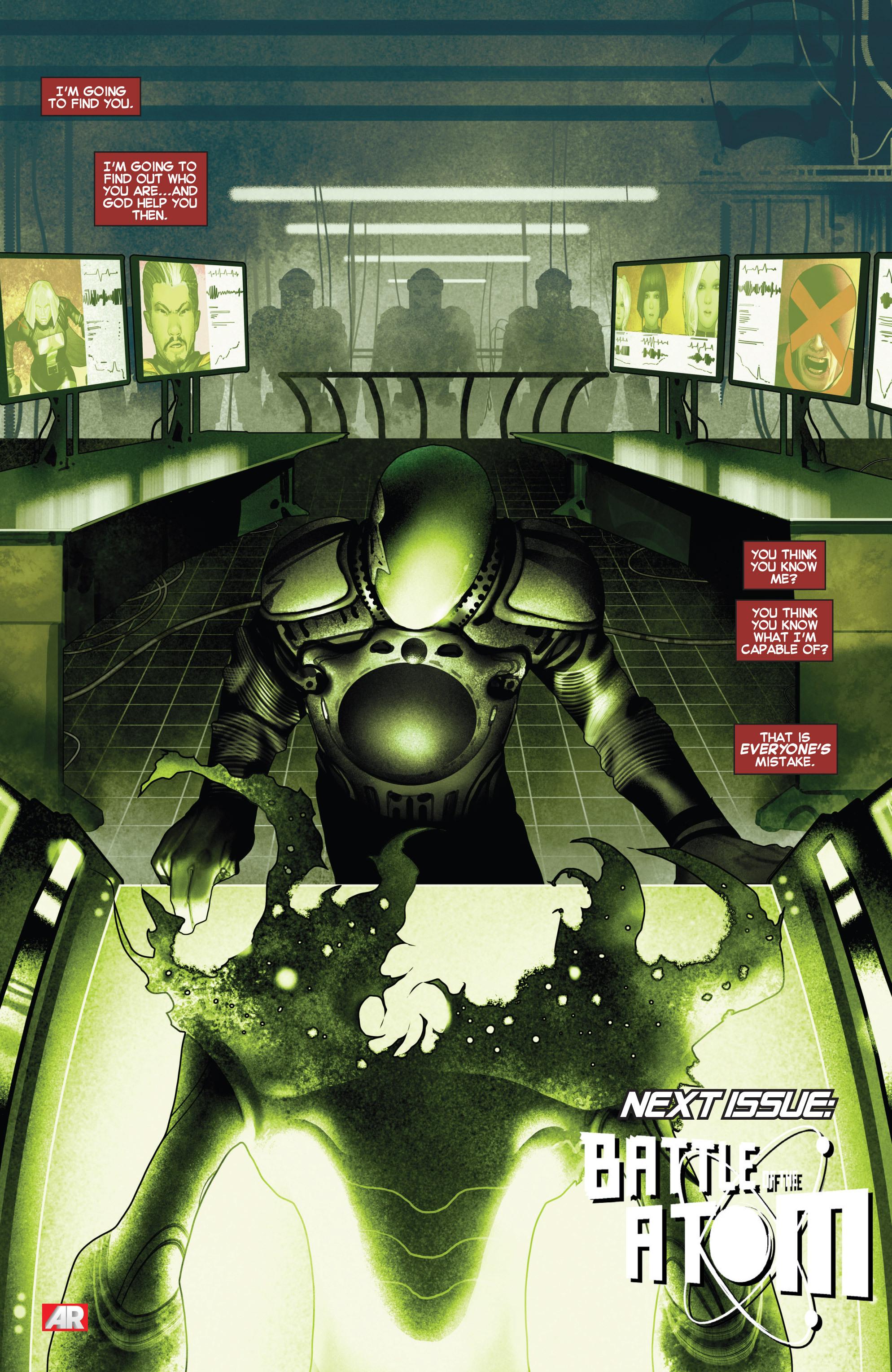 Read online Uncanny X-Men (2013) comic -  Issue # _TPB 2 - Broken - 115
