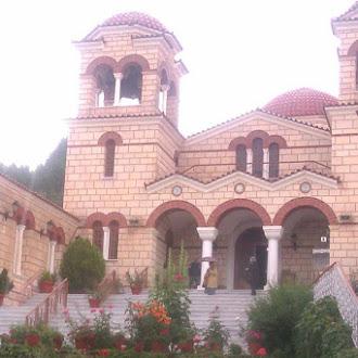 Η Μονή της Παναγίας Μαλεβής στην Κυνουρία