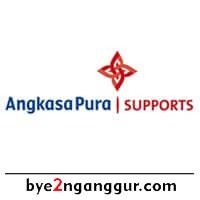 Lowongan Kerja PT Angkasa Pura Supports 2018