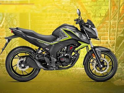 Honda CB Hornet 160R special edition