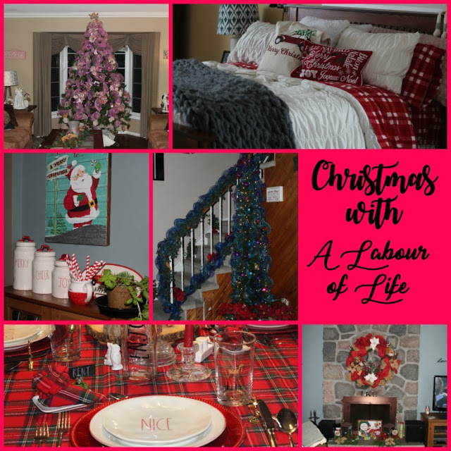 Holiday Home Decor Ideas featured by top Chicago life and style blog, Glass of Glam