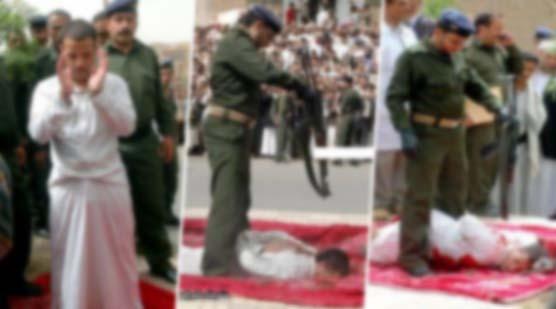 Detik-Detik Terakhir Sebelum Perogol Dijatuhkan Hukuman Mati