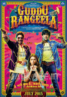 Guddu Rangeela (2015) Day Wise Box Office Collection