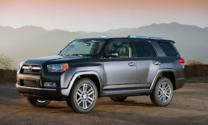 6th Generation Toyota 4Runner and Spec