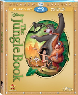 Blu-ray Reviw - The Jungle Book: Diamond Editon