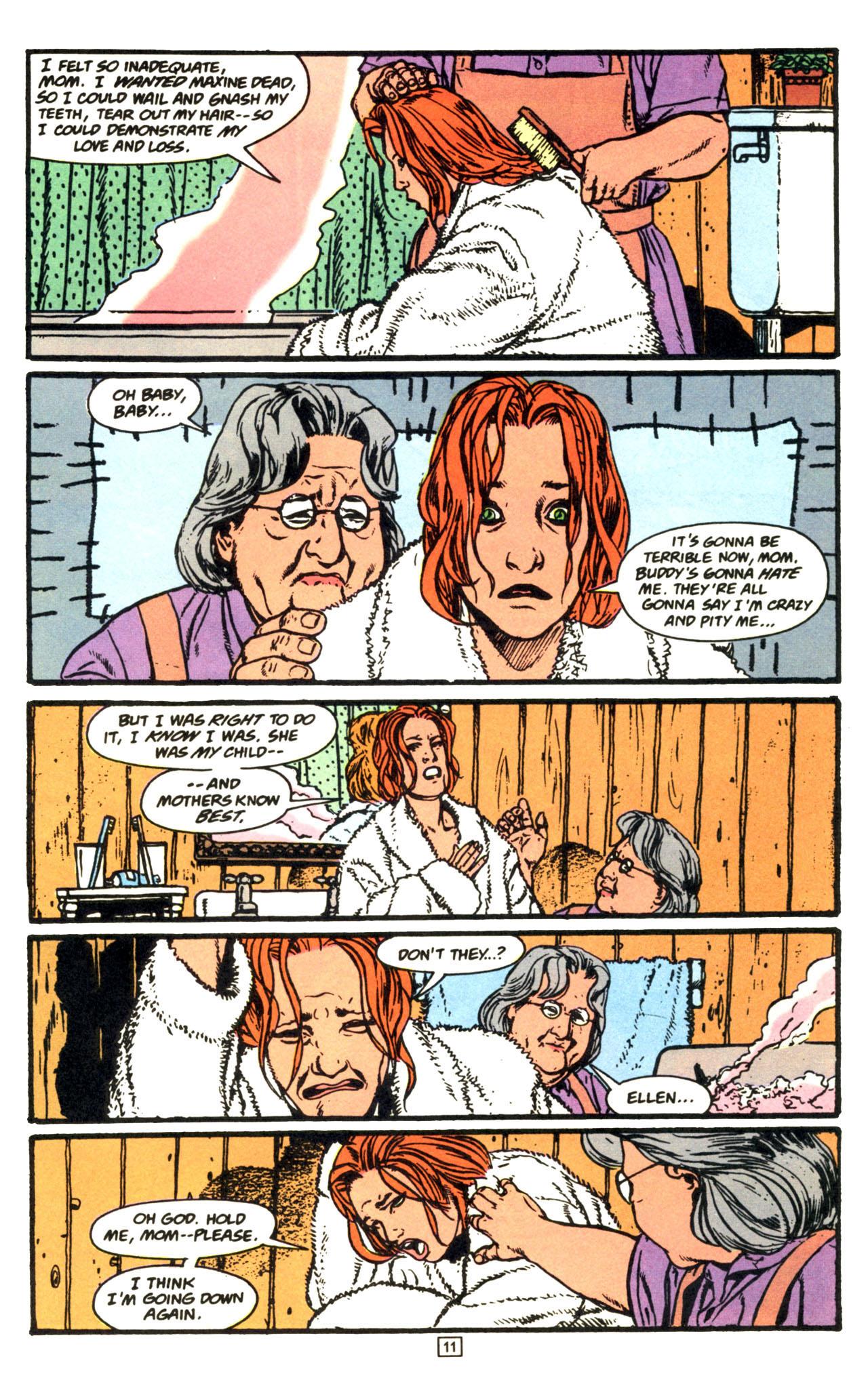 Read online Animal Man (1988) comic -  Issue #69 - 12