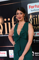 Laxmi Rai in a Deep neck Beautiful Green Gown Cute Actress Laxmi Rai ~  101.JPG